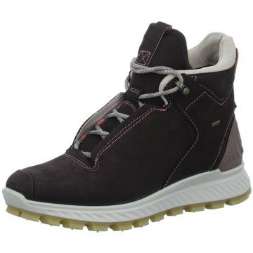 Ecco EXOSTRIKE L Sneakers Low, Obermaterial: Leder online kaufen | OTTO