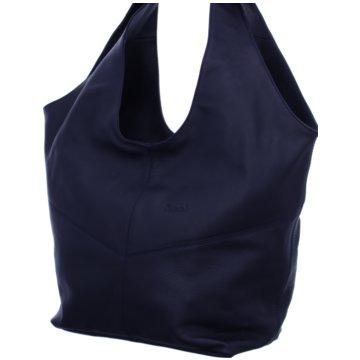 Think Taschen blau