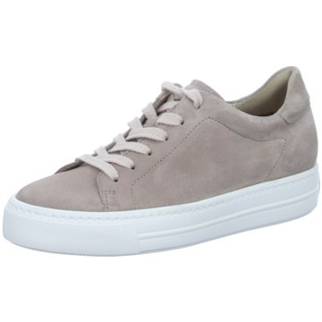 Paul Green Sneaker Low rosa