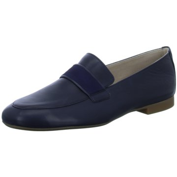 Paul Green Business Slipper2462 blau
