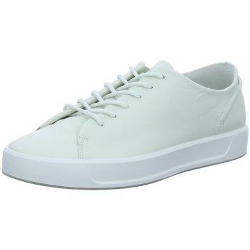 Ecco Sneaker LowSoft 8 weiß