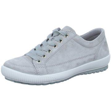 Legero Komfort SchnürschuhSneaker grau