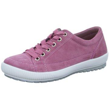 Legero Komfort Schnürschuh pink