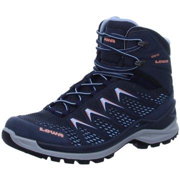 LOWA Outdoor SchuhINNOX PRO GTX MID WS - 320703 7922 blau