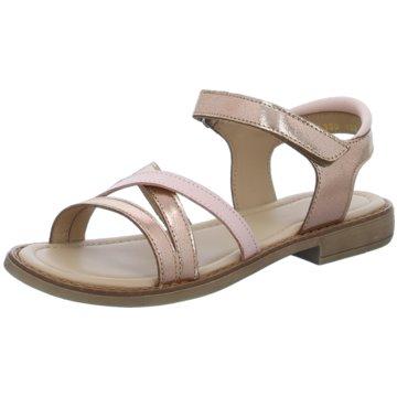 Aster Offene Schuhe rosa