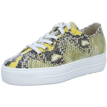 Paul Green Plateau Sneaker animal