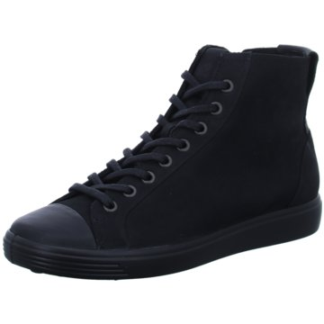 Ecco Komfort StiefeletteECCO SOFT 7 W schwarz