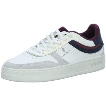 Gant Sneaker LowDetroit weiß