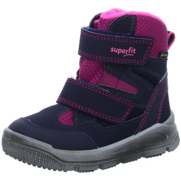 Superfit Winterstiefel blau