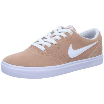 Nike Sneaker LowNike SB Check Solar rosa