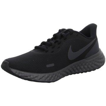 Nike Sneaker LowREVOLUTION 5 - BQ3207-001 schwarz