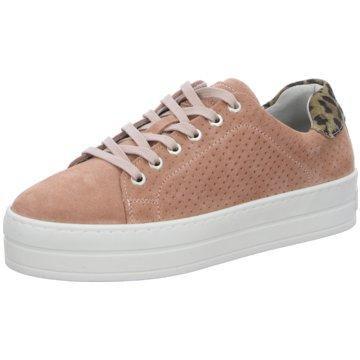 Bullboxer Plateau Sneaker rosa