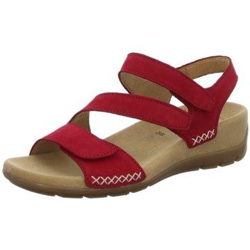Gabor Komfort SandaleSandale rot
