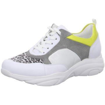 Waldläufer Sneaker Low grau