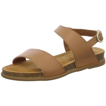 Unisa Sandale braun