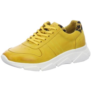 Only A Shoes Sneaker Low gelb