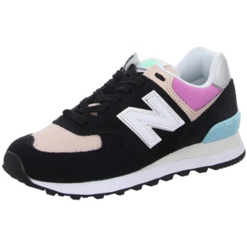New Balance Sneaker Low574 B Women schwarz