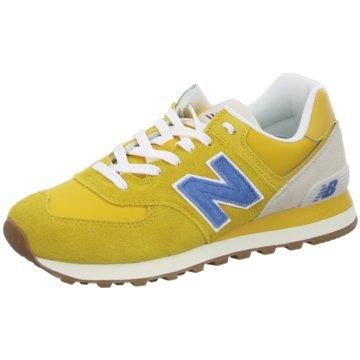 New Balance Sneaker LowML 574 Sneaker gelb