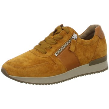 Gabor Top Trends SchnürschuheSneaker orange