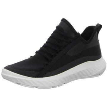 Ecco Sneaker HighECCO ST.1 LITE W schwarz