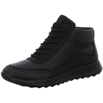 Ecco Sneaker HighECCO FLEXURE RUNNER W schwarz