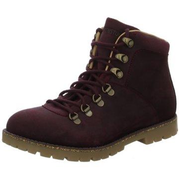 Birkenstock Boots7491-23060-1 rot