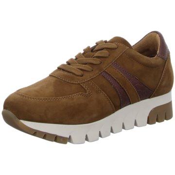 Tamaris Plateau SneakerSneaker braun