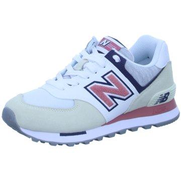 New Balance Sneaker LowWL574 B - 819601-50 beige
