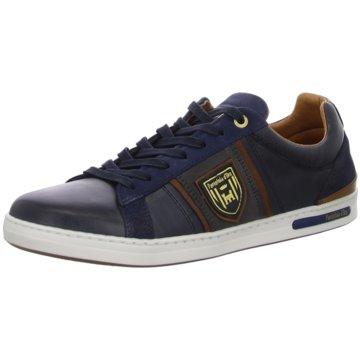 Pantofola d` Oro Sportlicher SchnürschuhTorreta Low blau