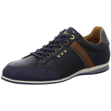 Pantofola d` Oro Sportlicher SchnürschuhRoma blau