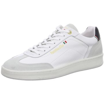 Pantofola d` Oro Sneaker LowMessina weiß