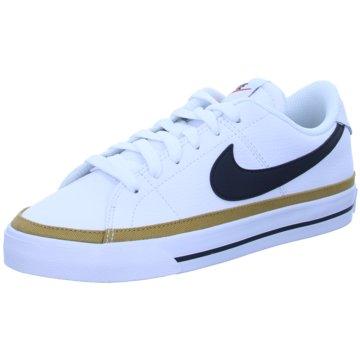 Nike Sneaker LowCOURT LEGACY - CU4149-102 weiß