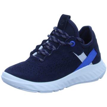 Ecco Sportlicher SchnürschuhSP.1 Lite Kids blau