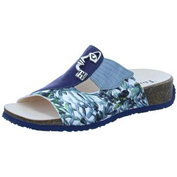Think Komfort SchuhMizzi blau