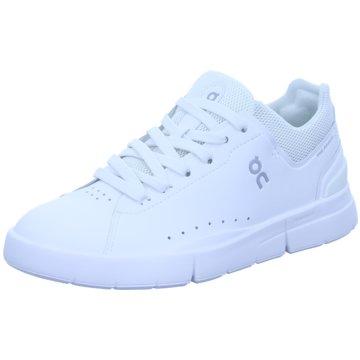 ON Sneaker LowTHE ROGER ADVANTAGE - 48W weiß