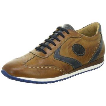GALIZIO TORRESI Sneaker Low braun