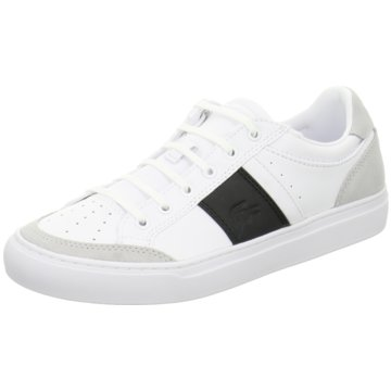 Lacoste Sneaker LowCourtline Sneaker weiß