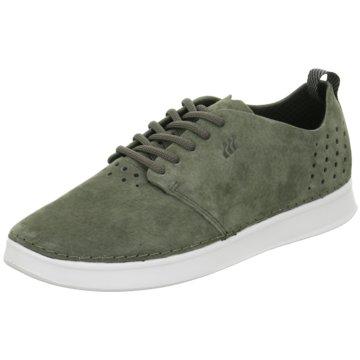 Boxfresh Sneaker LowCarle grün