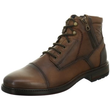 Stiefel High Schnürschuh Lederstiefel Herren Arbeit Top