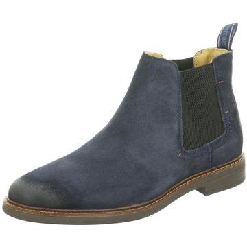 Salamander Chelsea Boot blau