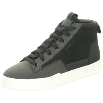 G-Star Raw Sneaker High schwarz
