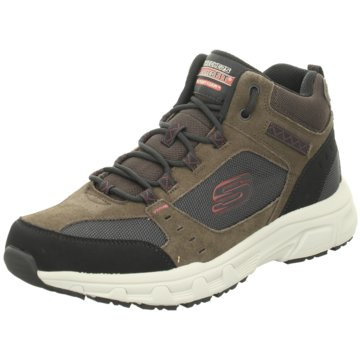 Skechers TrekkingschuheOak Canyon braun