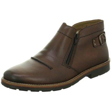 Rieker Komfort Stiefel3536225 braun