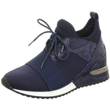 La Strada Sneaker Low blau