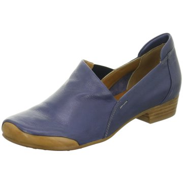 Everybody Komfort Pumps blau