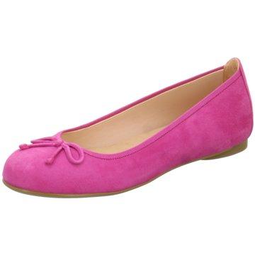 Unisa Klassischer Ballerina pink