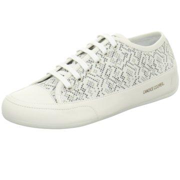 Candice Cooper Sneaker weiß