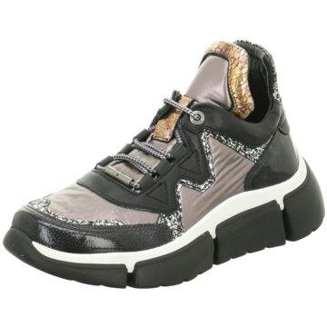 Cetti Plateau SneakerSneaker schwarz