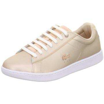 Lacoste Sneaker Low735SPW00147F8 rosa
