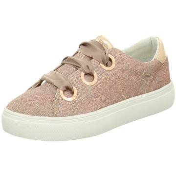 Tom Tailor Sneaker Low rosa